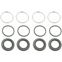 Centric 143.42024 Rear Caliper Seal Rebuild Kit, 2 Calipers - Z32 - Product Image
