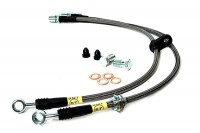 Stoptech Stainless Steel Brake Lines, Front S13 S14 Stock and BBK - Product Image