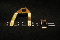 Z32 30a Conversion Shift Bracket - Solid - Product Image